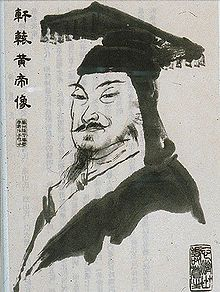 Huangti, Ruled from 2698 to 2598 BC