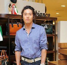 Jang Hyuk, K Idols, Korean Actors, Button Down Shirt, Men Casual, Shirt Dress, Mens Tops, Shirts, Number