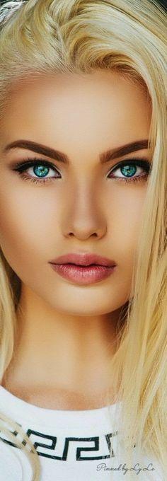 eyes Makeup porn blue