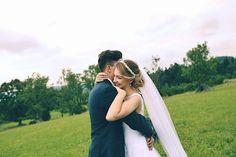 #weddingdress #longveil #tulle  Photo by: https://www.facebook.com/photoeileen/