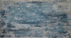 Materia Autore Simona Iapichino Acrilico, malta, su tela 150 cm x 80 cm   Descrizione: Potenza d'impeto di un cuore esule,in cerca di una via per ritornare a casa.