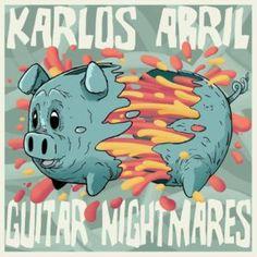 Karlos Abril ha colaborado con numeroso artistas, como Niño Malalengua, Marta Méndez, Miguel Arraigo, Roe Delgado, Jah Nattoh, Matadero, Curt Mangan…etc. uno de los grandes guitarristas del momento. #karlosabril #guitarraelectrica #guitarrista #guitarraespañola