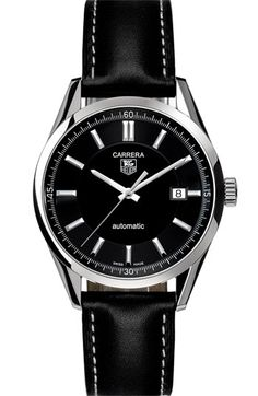 TAG Heuer 'Carrera' Automatic Watch | Nordstrom