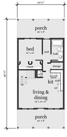 House Plan 67535 at FamilyHomePlans.com