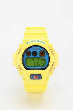 G-Shock Limited Edition DW6900Pl-9 Watch #urbanoutfitters