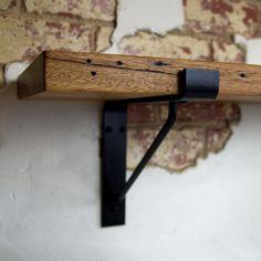 Industrial Steel Shelf Bracket No.5