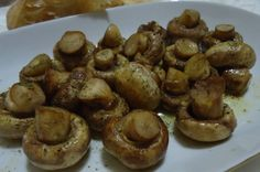 Roasted Garlic Mushrooms | RecipesFox