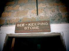 bee-keeping store