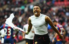 Given Van Gaal's faith, JesseLingard could be forgiven for wondering if a change of manag...