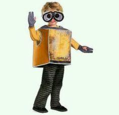 Wall E costume :)