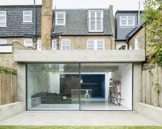Gallery of Slab House / Bureau de Change Architects - 5