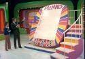 Bob Barker introduces Plinko - Courtesy CBS