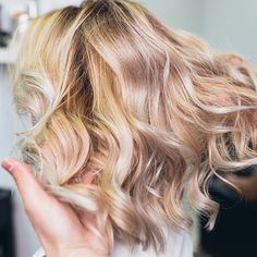This Is The Biggest Hair Color Trend For Spring, According To Stylists - Hair Care Diy Hair Care, Curly Hair Care, Natural Hair Care, Bad Hair Day, One Hair, Hair Cut, Thin Hair, Hair Color Trend, Cool Hair Color