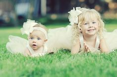 Holy cute flower girls/baby.