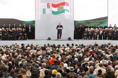 """Revolutionsgedenken in Ungarn: Orbán warnt vor """"Sowjetisierung"""" Europas - SPIEGEL ONLINE - Politik"""