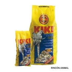 Complementos para animales - Kiki loros/cotorras 1200gr - Complementos para animales