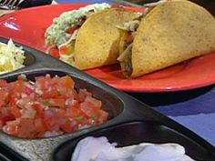 Get this all-star, easy-to-follow Taco Bar recipe from Emeril Lagasse