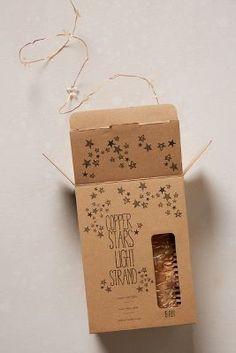 Anthropologie Constellation LED String Lights #gifts #anthrofave #anthropologie