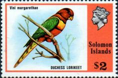 Solomon Island 1976 SG 319 Bird Fine Mint SG 319 Scott 330 Condition Fine MNH Only one post charge applied on multiple purchases Details N B With