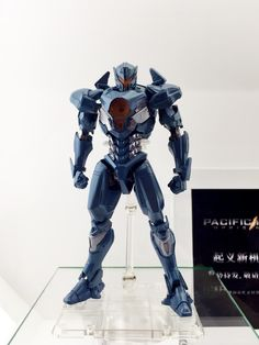Updated Image For The Tamashii Nations Pacific Rim Uprisings Gipsy Avenger Figure