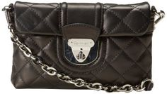 New Trending Cross Body Bags: Calvin Klein Chelsea Quilted Lamb Crossbody. Calvin Klein Chelsea Quilted Lamb Crossbody   Special Offer: $75.00      466 Reviews Shoulder strap length: 48″Includes interior back wall zipper pocket and two interior multi-function pockets