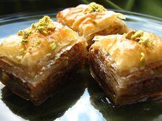Andreea's Chinesefood blog: Baclava turceasca