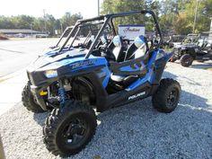 New 2017 Polaris RZR S 900 EPS Velocity Blue ATVs For Sale in North Carolina.