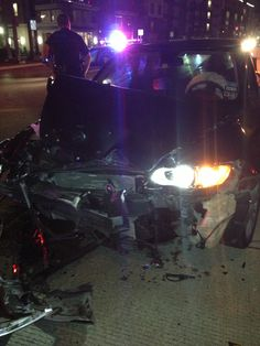 """From Tom G: """"Thank you for saving my life.  I was in a head-on accident with an SUV in my 2011 S40 & walked away from the accident.  My car, not so lucky.  I have been a Volvo owner since 2004 when I got my first S40, my second S40 in 2007 & a special order S40 in 2010. I have loved this car and have always felt safe in it.  I never thought I would ever test just how safe they are. I am now the happy owner of a 2013 S60."""""""