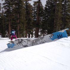 Mammoth Mountain Jibs Galore
