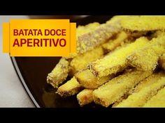 Como fazer Batata Doce Aperitivo - How to make Sweet Potato Appetizer | Cook'n…