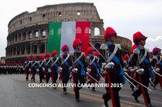 Concorso Allievi Carabinieri 2015