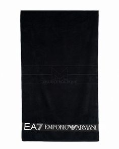 Toalla Emporio Armani - Azul Marino