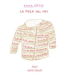 April. Jacket of the month by Anna Povo S/S 14