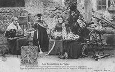 Les dentellières du Velay