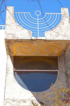 Guardian Eagle. Arcosanti. North Phoenix .Paolo Soleri. Arcosanti is an experimental town began in 1970 and is still being developed today in 2014.
