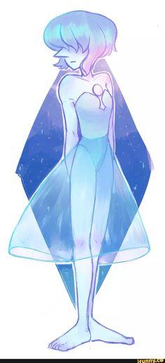 Blue diamonds Pearl                                                       …