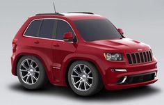 2012 Jeep Grand Cherokee SRT8 Series IV [WK2]