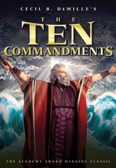 Rent The Ten Commandments starring Charlton Heston and Yul Brynner on DVD and Blu-ray. Get unlimited DVD Movies & TV Shows delivered to your door with no late fees, ever. One month free trial! Old Movies, Great Movies, Vintage Movies, Movies Showing, Movies And Tv Shows, Faith Based Movies, Little Dorrit, The Bible Movie, Christian Films