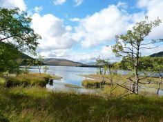 Loch Arkaig.  Scotland