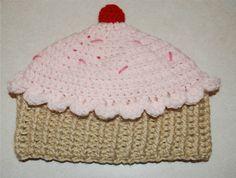 Crochet Creative Creations: Cupcake Hat