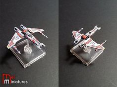 Check out Liberator Starfighter 1/270 by Mel_Miniatures on Shapeways and discover more 3D printed products in Vehicles / SciFi.