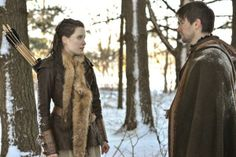 """Reign -- """"Dirty Laundry"""" -- Image Number: -- Pictured (L-R): Hannah Anderson as Rowan and Torrance Coombs as Bash -- Photo: Sven Frenzel/The CW -- © 2014 The CW Network, LLC. All rights reserved. Reign Episodes, Tv Episodes, Story Inspiration, Writing Inspiration, Character Inspiration, Tv Series 2013, Cw Series, Adelaide Kane, Celina Sinden"""