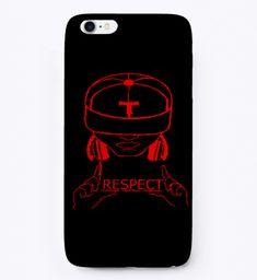 Protect your phone with style! Respect iPhone case by Timamezen available now @Teespring. Get yours!
