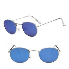 d6ff231e7e Buy Designer vintage retro men women wayfarer sunglasses mirrored glasses  Shop top fashion brands Sunglasses at