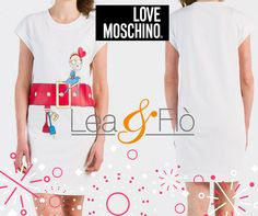 Pronte per le serate estive 🌞🌻? Ma certo! Con #vestiti corti e leggeri per restare fresche e comode 😎. Stampe floreali, oppure monocrome, con illustrazioni... da Lea & Flò ce n'è per ogni #STILE! ;) #Guess #BlueLesCopains #LoveMoschino #FrankieMorello... 😍 Lea & Flò il tuo Universo di moda <3 #MOSCHINO PESCARA #FASHION