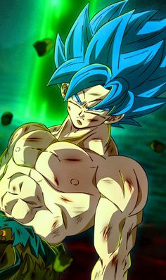 Goku Super Saiyan Blue, Dragon Ball Super