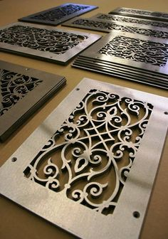 10 Amazing Decorative Floor Vent Covers to Keep Your House Stylish