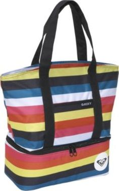 @ROXY Beach bag with built in cooler. #brilliant