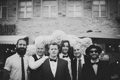 Norwegian Wedding, Groomsmen, Palm, Magazine, Guys, Photography, Fotografie, Photograph, Photo Shoot