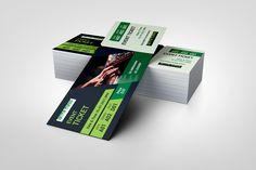 Gift Card Template, Certificate Design Template, Postcard Template, Banner Template, Event Ticket Template, Event Tickets, Flyer Template, Youtube Banner Design, Web Banner Design